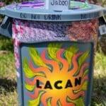 LA CAN Handwashing station